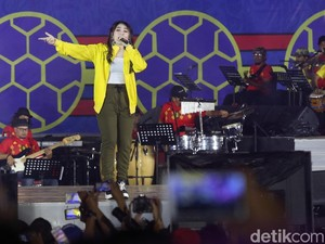 Demam Asian Games 2018, Lagu Via Vallen Sudah Sampai Thailand