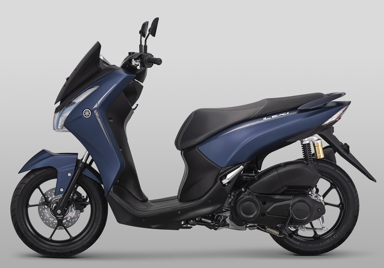 Yamaha Lexi (Foto: Yamaha)