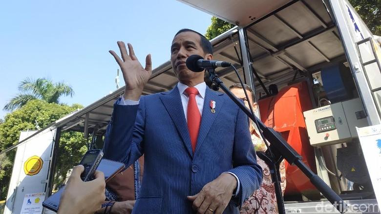 Jokowi Pertimbangkan Beri Gelar Pahlawan Reformasi untuk Aktivis 98