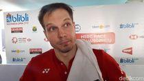 Rusia vs Kroasia di Perempatfinal, Pebulutangkis Ini Sebut Skor 1-0