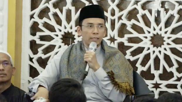 Tuan Guru Bajang.