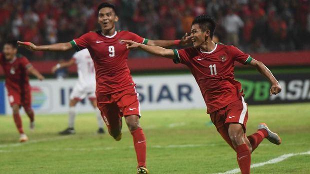 Timnas Indonesia U-19 akan menghadapi Thailand dan China di PSSI Anniversary U-19 2018.