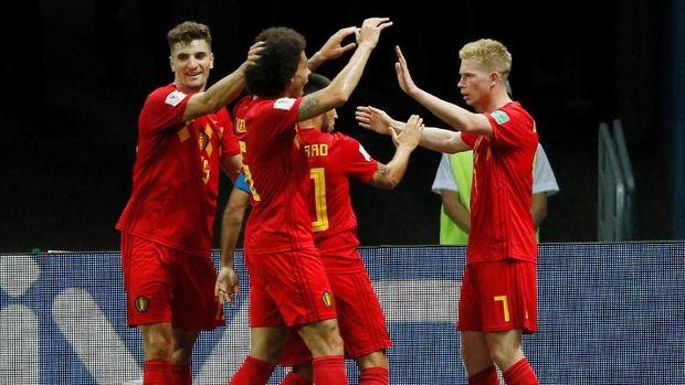 Belgia merupakan tim paling subur di antara tim yang lolos ke semifinal Piala Dunia.