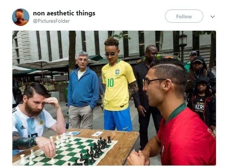 84+ Gambar Meme Catur