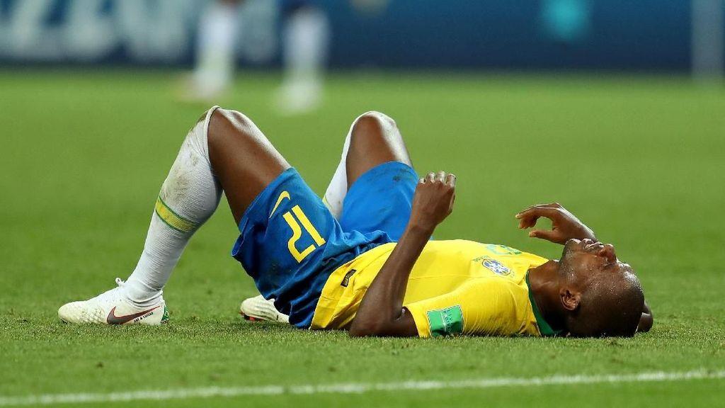 Brasil Kalah, Tim Amerika Selatan Habis