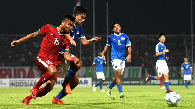 Timnas Indonesia U-19 gagal melangkah ke final Piala AFF U-19 2018.
