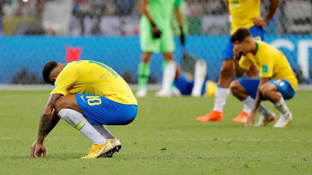 Kazan Arena: Kuburan Tim-Tim Unggulan Piala Dunia