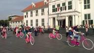 Mimpi Jadikan Jakarta Kota Sepeda Seperti Amsterdam