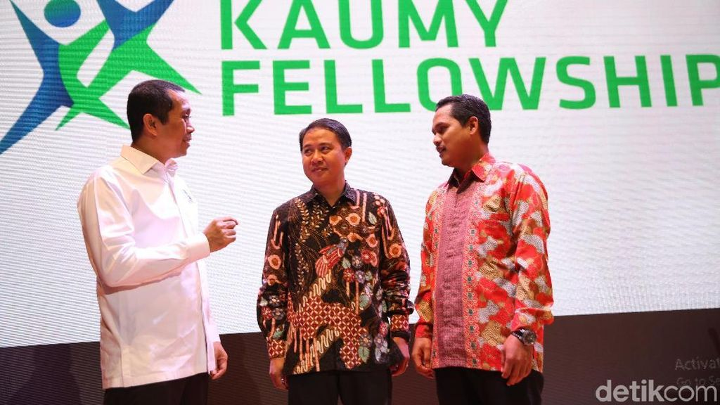 KAHMI Apresiasi Program KAUMY Fellowship