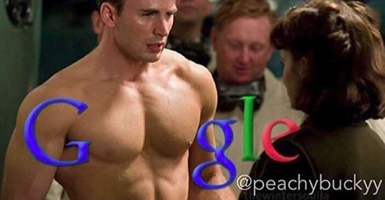 Coba buka Google. Apakah tampilannya akan seperti ini? (Foto: Internet)