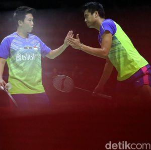 Dikalahkan Siwei/Yaqiong Lagi, Tontowi: Strategi Sudah Jalan, tapi...