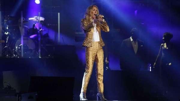 Begini Meriahnya Konser Celine Dion di Indonesia