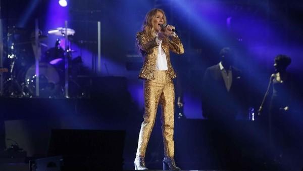 Bernyanyi Semalam Bersama Celine Dion