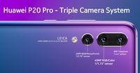 Review kamera Huawei P20