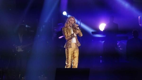 Sambutan Meriah untuk Penampilan Perdana Celine Dion di Indonesia