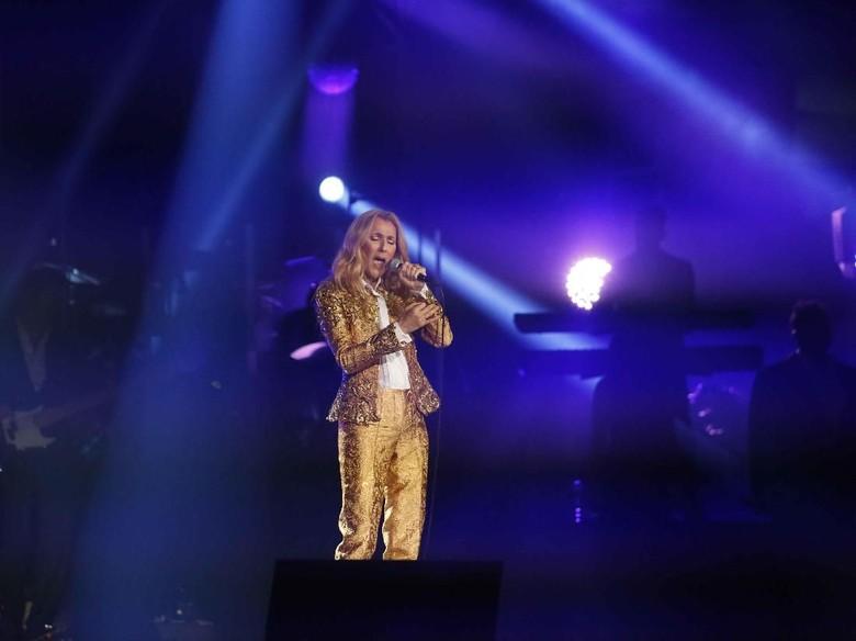 Foto: Celine Dion  (Pradita Utama/detikHOT)