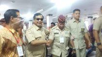 Waketum Berkarya Ikut Deklarasi Purnawirawan Kopassus Dukung Prabowo