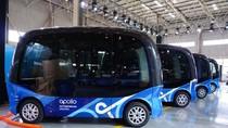 Bus Otonom Baidu Siap Mengaspal di Jepang 2019