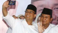 Anies Vs Prabowo di 3 Survei Capres 2024