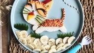 Khusus Buat si Kecil! 12 Makanan Lucu Bentuk Nemo Hingga Burung Merak