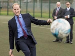 Pangeran William Reka Ulang Kenangan Masa Kecil Kate Middleton