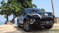 Menjajal SUV Tangguh 7 Penumpang, Toyota Fortuner