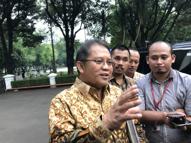 Menkominfo Jawab Polemik Iklan Jokowi di Bioskop