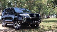 Ini Kata Konsumen Pengguna Toyota Fortuner