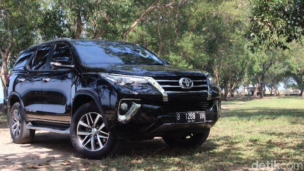Bukan Land Cruiser, Mobil Bupati Ciamis Tak Sampai Rp 1 Miliar