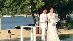 Lagi, Nadine Chandrawinata dan Dimas Anggara Pamer Kemesraan