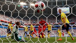 Mungkin Begini Nasib Jantung Andai Inggris vs Swedia Berakhir Adu Penalti