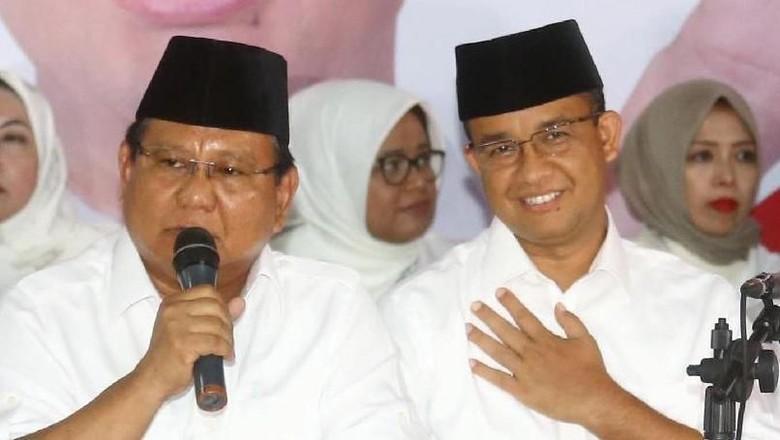 Waketum Gerindra Prediksi Anies Kalah dari Jokowi Bila Nyapres