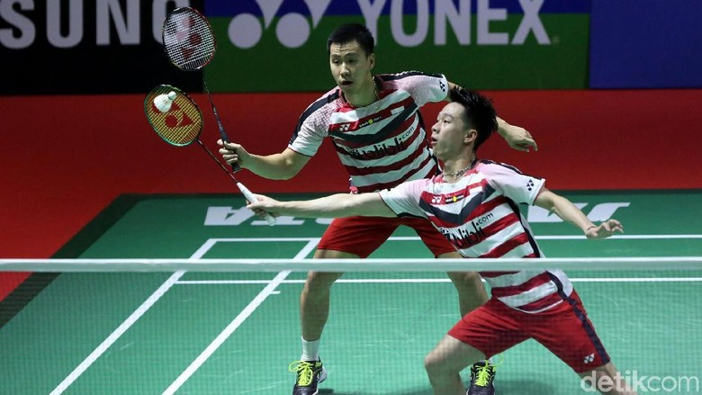 Selain Greysia/Apriyani, Ini Wakil Indonesia di Perempatfinal Kejuaraan Dunia
