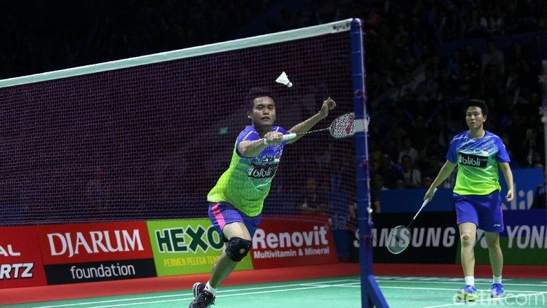 Juara Indonesia Open 2018, Tontowi/Liliyana Optimistis Tatap Asian Games