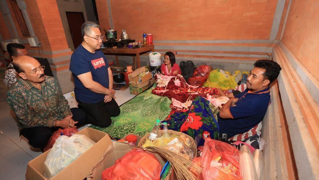 Mendes Sediakan Balai Pelatihan untuk Pengungsi di Bali