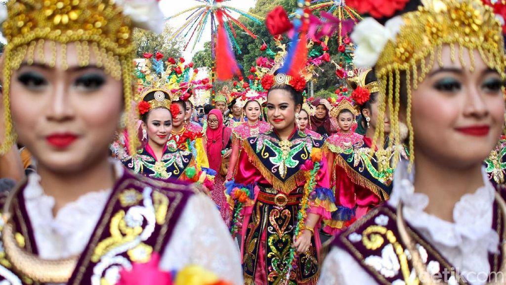 Promosikan Jakarnaval 2019, CFD Bernuansa Betawi Bakal Digelar
