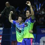 Liliyana ke Tontowi Ahmad: Happy Retirement, Mantan Partner!