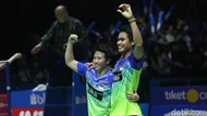Liliyana ke Tontowi Ahmad: Happy Retirement, Mantan Partner!