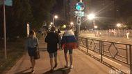 Rusia Kalah, Samara Sunyi Senyap
