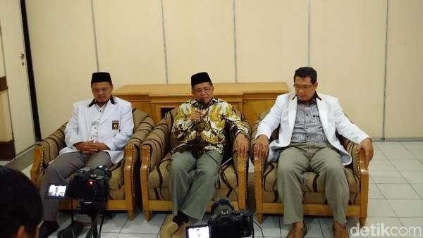 TGB Dukung Jokowi, Presiden PKS: Tentu Sudah Ada Kalkulasinya