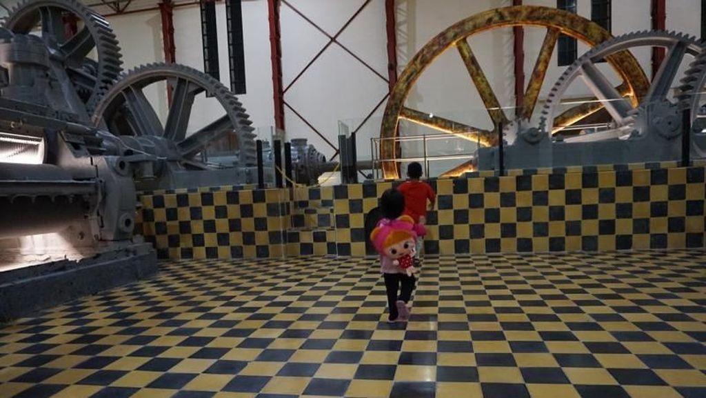 Berwisata ke Bekas Pabrik Gula Kekinian di Karanganyar
