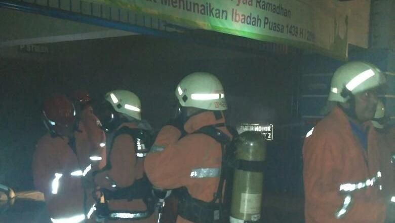 Korban Tewas Kebakaran Gedung Kemenhub Jadi 2 Orang