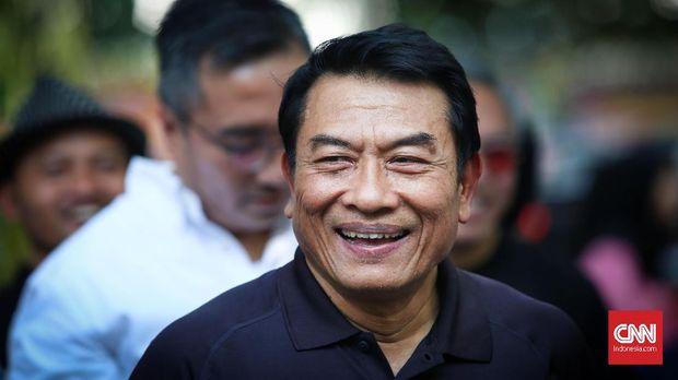 Moeldoko Setuju Seruan Pembakaran Tabloid Indonesia Barokah