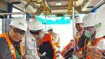 Foto: Begini Aksi Komisi IX Cek Isu Serbuan TKA China di Morowali