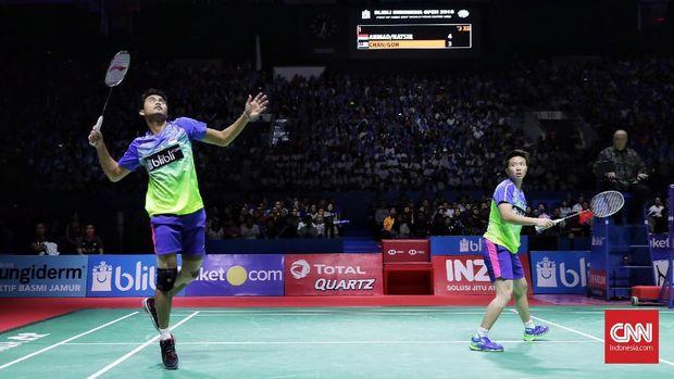Untuk kali pertama, Tontowi Ahmad/Liliyana Natsir merebut gelar juara di Istora Senayan.