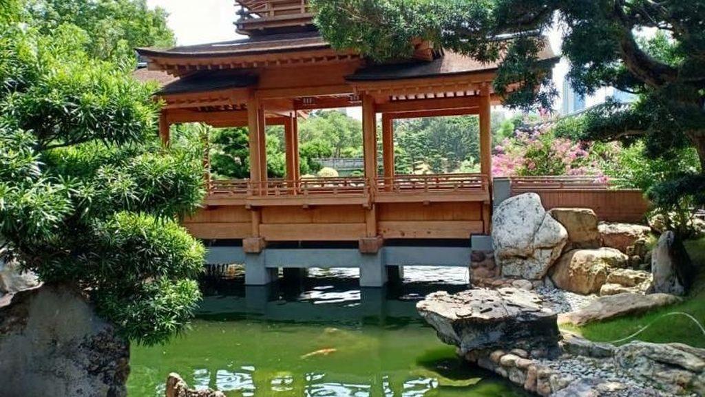 Nan Liang Garden, Taman Cantik di Tengah Hongkong