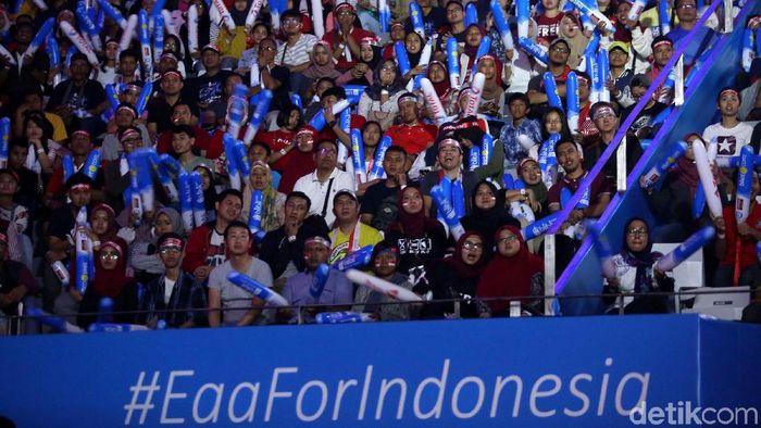 PBSI mesti mengajukan rekomendasi kepada BOPI untuk gelaran Indoesia Open 2019 (Foto: Grandyos Zafna)