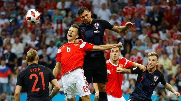 Dejan Lovren menilai laga melawan Inggris akan menarik untuk kedua tim.