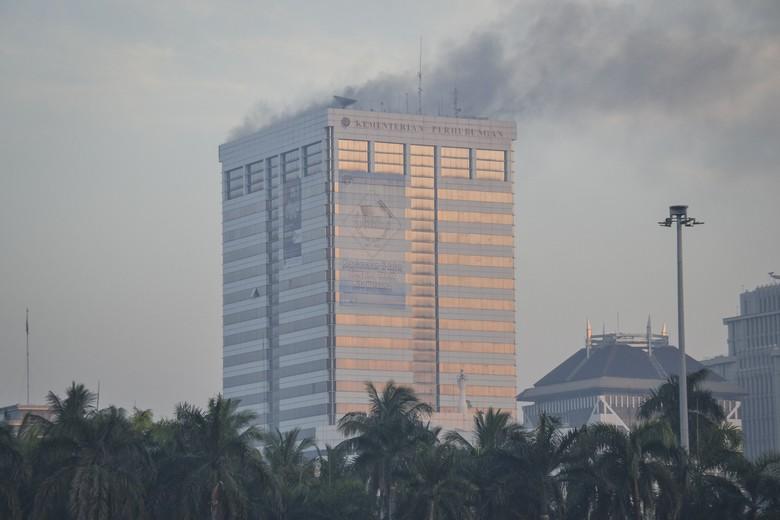 Kemenhub: Alarm Kebakaran Tak Nyala Saat Kebakaran Kemarin