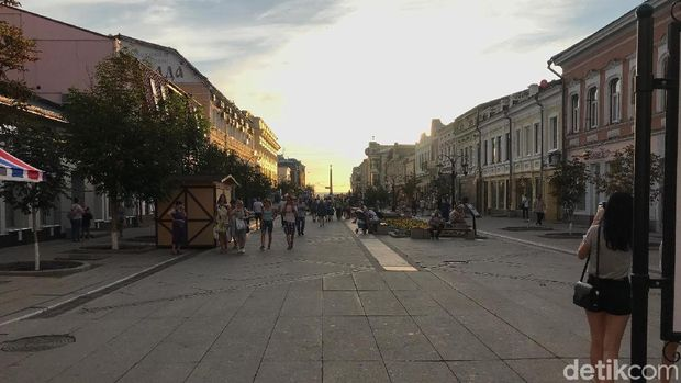 Leningskaya Street
